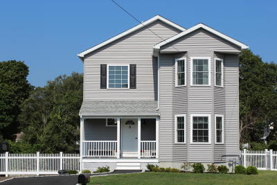 Yarmouth Single Family Home For Sale: 49 Maine Avenue