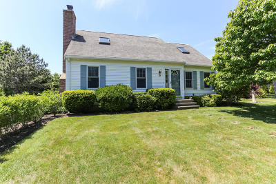 Chatham Single Family Home For Sale: 21 Eldredge Square