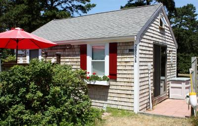 Wellfleet Condo/Townhouse For Sale: 2032 State Highway #B