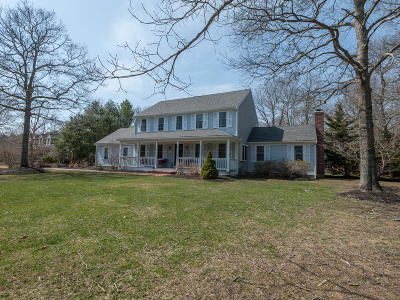 Barnstable Single Family Home For Sale: 960 Putnam Avenue