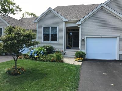 Mashpee Condo/Townhouse For Sale: 34 Southport Drive