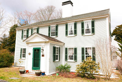 Yarmouth Single Family Home For Sale: 450 Ma-6a