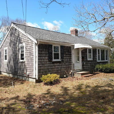 Yarmouth Single Family Home For Sale: 41 Ruby Street