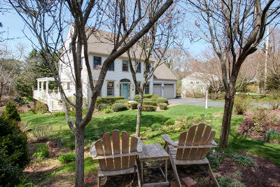 Sandwich Single Family Home For Sale: 9 Beachway Road