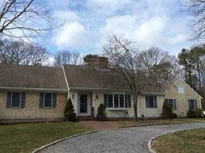 Barnstable Single Family Home For Sale: 19 Roosevelt Road
