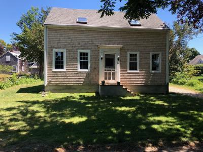Sandwich Single Family Home For Sale: 30 Church Street