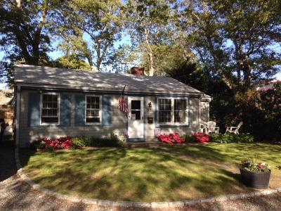Falmouth Single Family Home For Sale: 57 Central Pk Court