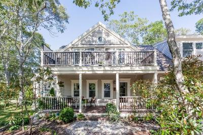 Yarmouth Single Family Home For Sale: 4 Rose Arbor Road