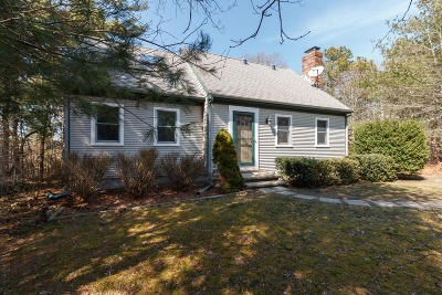 Sandwich Single Family Home For Sale: 27 Deer Hollow Road
