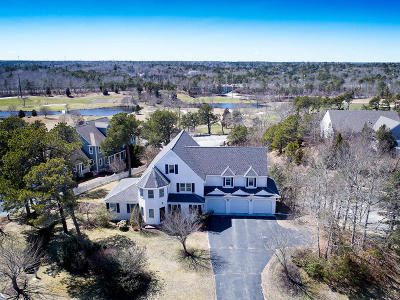 Plymouth MA Single Family Home For Sale: $629,000