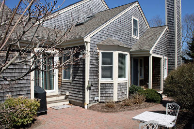 Yarmouth MA Condo/Townhouse For Sale: $479,000