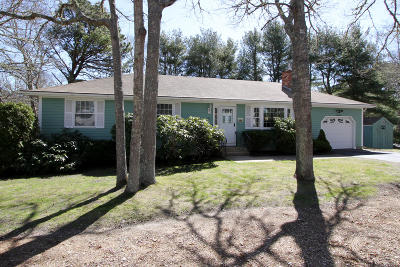 Yarmouth MA Single Family Home For Sale: $359,000