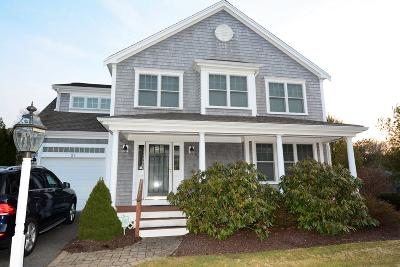 Falmouth Single Family Home For Sale: 21 Mill Farm Way