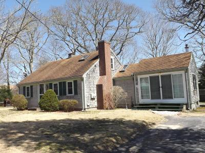Yarmouth Single Family Home Active W/Contingency: 42 Williams Road