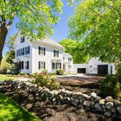 Barnstable Single Family Home For Sale: 358 Sea Street