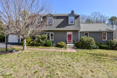 Falmouth Single Family Home For Sale: 30 Shaume Road