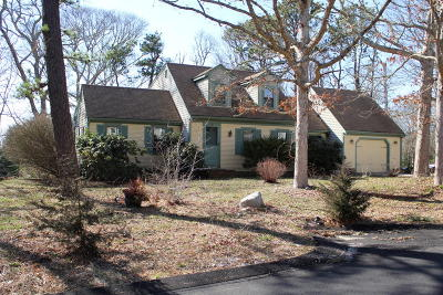 Falmouth MA Single Family Home Active W/Contingency: $445,000