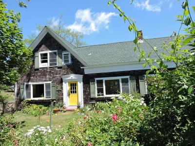 Truro MA Single Family Home For Sale: $499,000
