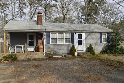 Dennis Single Family Home For Sale: 24 Lake Drive