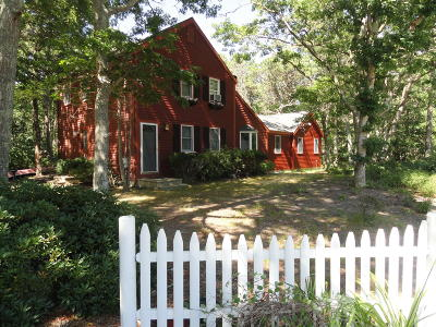 Dennis Single Family Home For Sale: 33 Captain Jud Road