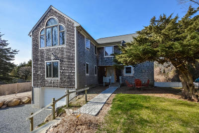Falmouth Single Family Home For Sale: 17 Sippewissett Road