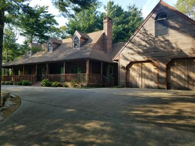 Falmouth Single Family Home Active W/Contingency: 39 Marla Lane