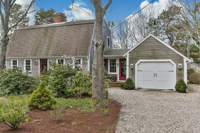 Eastham Single Family Home For Sale: 45 Fern Road