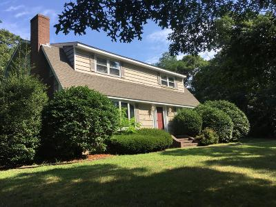 Orleans Single Family Home For Sale: 34 Hopkins Lane