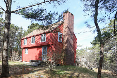 Wellfleet Single Family Home For Sale: Indian Walk Road