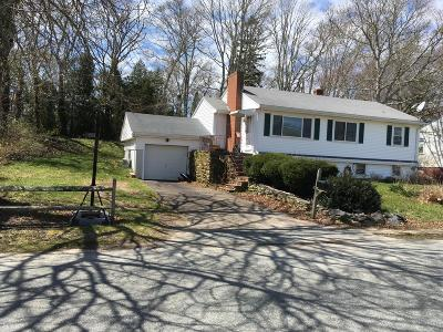 Falmouth Single Family Home Active W/Contingency: 34 Kathy Ann Lane