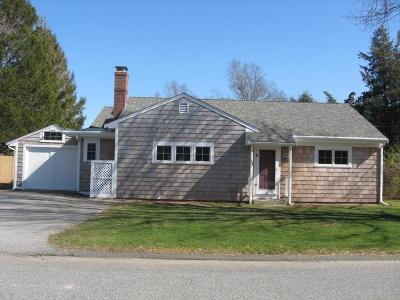 Falmouth Single Family Home For Sale: 151 Nursery Road