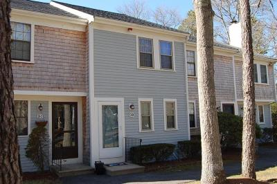 Mashpee Condo/Townhouse Active W/Contingency: 300 Falmouth Road #3D