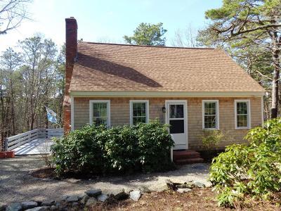 Wellfleet Single Family Home Active W/Contingency: 55 Harding Drive