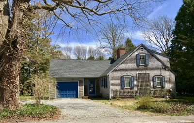 Falmouth Single Family Home For Sale: 144 Shore Street
