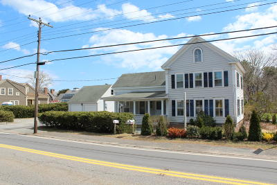 Harwich Single Family Home For Sale: 611 Route 28
