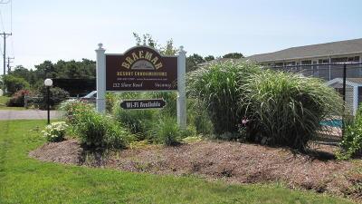Truro Condo/Townhouse For Sale: 132 Shore Road #28