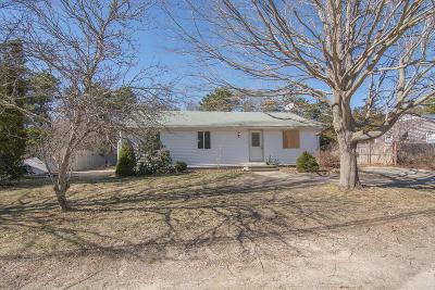 Falmouth Single Family Home For Sale: 11 Leonard Drive