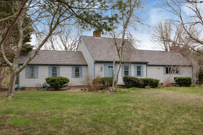 Falmouth Single Family Home Active W/Contingency: 8 Brady Drive