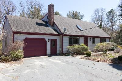 Chatham Single Family Home For Sale: 454 Training Field Road
