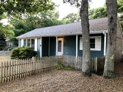 Yarmouth MA Single Family Home For Sale: $249,000