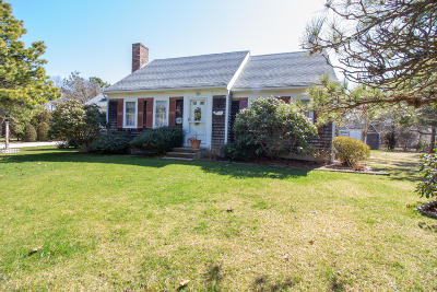 Eastham Single Family Home For Sale: 40 Serb Street