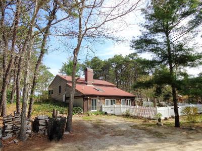 Wellfleet Single Family Home Active W/Contingency: 65 Rose Lane