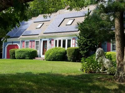 Barnstable Single Family Home For Sale: 524 Prince Hinckley Road