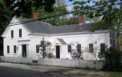 Sandwich Single Family Home For Sale: 14 Liberty Street