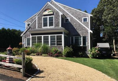Brewster MA Single Family Home Active W/Contingency: $999,900
