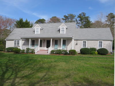 Harwich Single Family Home Active W/Contingency: 87 Courtney Road