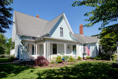 Yarmouth Single Family Home For Sale: 156 Old Main Street