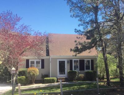 Dennis Single Family Home For Sale: 8 Mahoney Lane