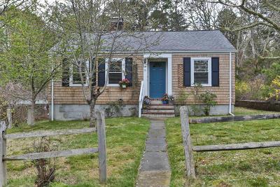 Dennis Single Family Home For Sale: 13 Pond Street
