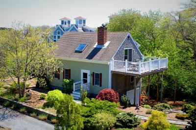 Provincetown Single Family Home For Sale: 19 Bradford Street Extension